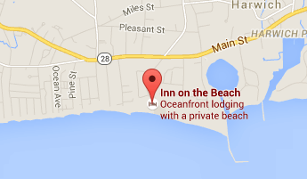Google Map of Inn on the Beach, Harwich Port, MA